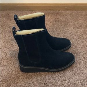 Cole Haan Johanna Wedge Boot - Waterproof Size 7.5